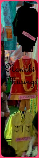 Naamou pe ghaur karriye; Dabang, Masakali and Khan suit