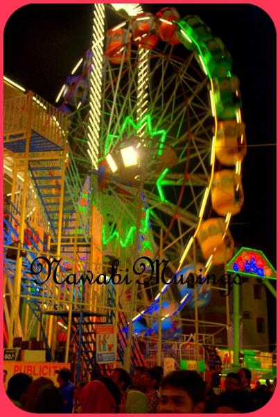 Giant Wheel!!