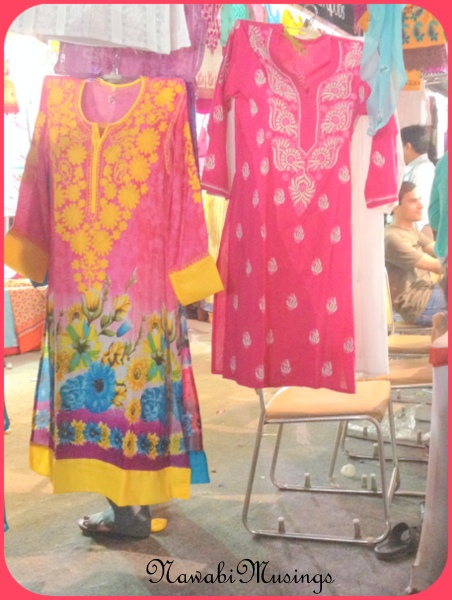 Lucknowi/Chikan suits